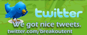 Follow BreakoutEnt on Twitter